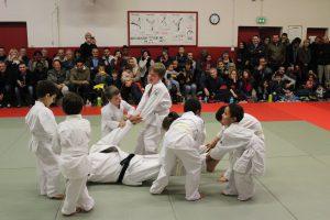 Noël du judo 2016
